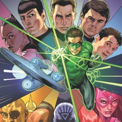 Ten Forward Episode #206 – Green Lantern & Trek