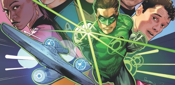 Ten Forward Episode #206 – Green Lantern & Trek
