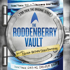 Star Trek: TOS – The Roddenberry Vault – Giveaway!!!