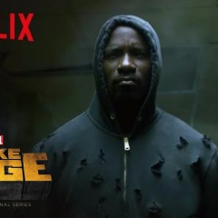 Sci Fi Waffle – Episode 39 – Luke Cage Review