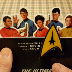 Star Trek Bookmark Giveaway