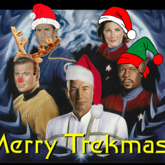 Trek Mate: A Star Trek Podcast – Episode 110: Its Trekmas!!!