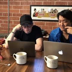 Simon Pegg & Doug Jung Begin Writing Next Trek Movie?