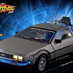 Building The Back To The Future Delorean – Issues 12 to 19