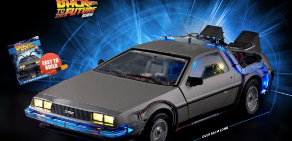 Building The Back To The Future Delorean – Issues 4 to 7