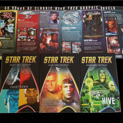 Star Trek: The Graphic Novel Collection – Issues 1 to 3