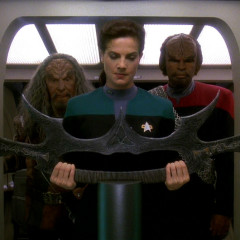 Upper Pylon 2 – 4 x 08: The Sword of Kahless