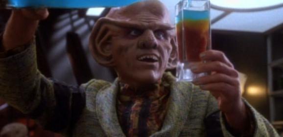 Ten Forward Episode 217: Booze & Star Trek