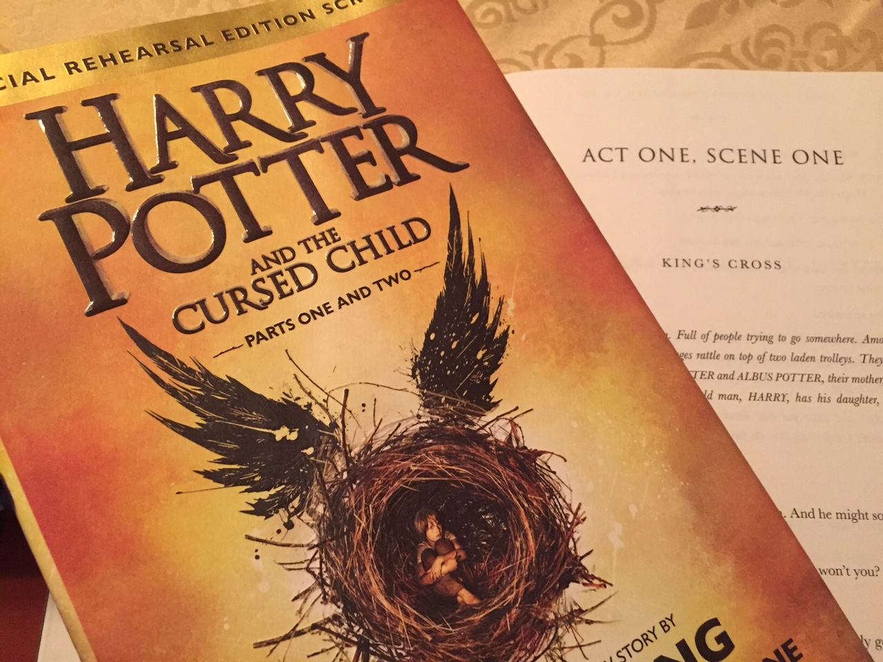 Harry Potter The Cursed Child