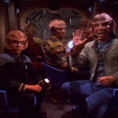 The Magnificent Ferengi – Star Trek: Deep Space Nine – A Trek Mate Review