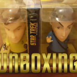 Unboxing the Star Trek: TOS – Kirk & Mr. Spock Bluetooth Figure Speakers from FameTek
