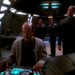 Upper Pylon 2 – 5 x 16: Doctor Bashir, I Presume?
