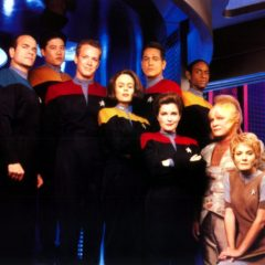 Trek Mate: A Star Trek Podcast – Episode 129: A Marvel-ous Voyager Cast