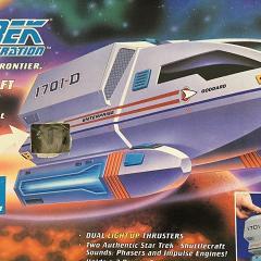 Trek Mate: A Star Trek Podcast – Episode 134: The Trek Toys That Smeggin Made Us