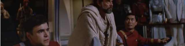 Star Trek V: The Final Frontier, Movie Review, The Battle Bridge