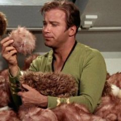 Trek Mate: A Star Trek Podcast – Episode 146: Tribbles, Turbolifts and Transporters