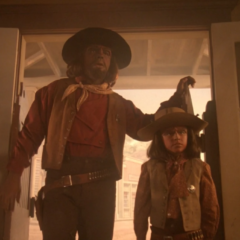 A Fistful of Datas, TNG S6 E08 Review, The Battle Bridge