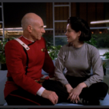 Tapestry, TNG S6 E15 Review, The Battle Bridge.