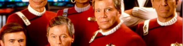 The Undiscovered Country, STVI Movie Review, The Battle Bridge