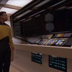 Interface, TNG S7 E03 Review, The Battle Bridge.