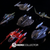 Hero Collector Expands Their Universe  With A New Range Of Modern Star Trek Ships